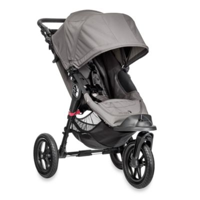 Baby Jogger® City Elite™ Single Stroller in Grey