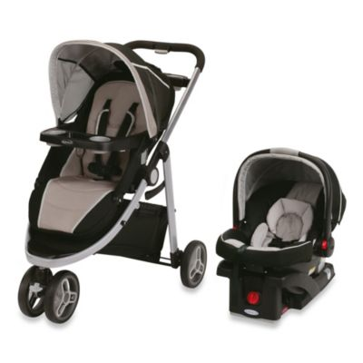 Travel Systems > Graco® Modes™ Sport Click Connect™ Travel System in Cedar