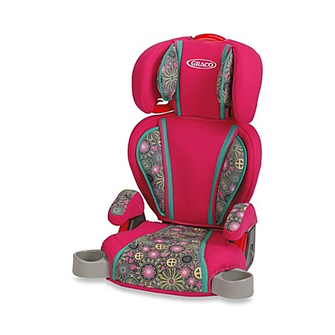 graco highback turbobooster car seat in ladessa buybuy baby. Black Bedroom Furniture Sets. Home Design Ideas