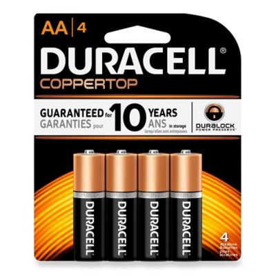 AA Batteries Pack