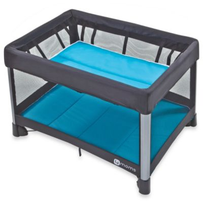 4moms® breeze™ Playard in Blue