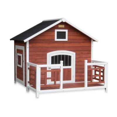"The Advantek ""Lodge"" Dog House"