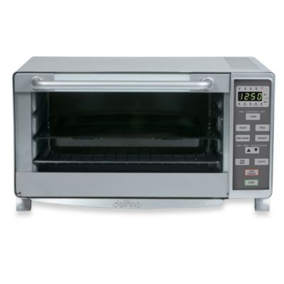 Delfino 6-Slice Stainless Steel Convection Oven