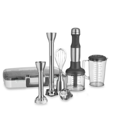 Steel Hand Blender KitchenAid