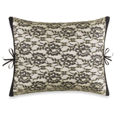 Croscill® Raschel Boudoir Toss Pillow