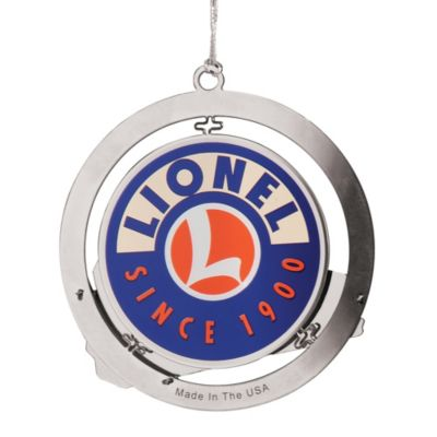 Lionel 2013 Art Collection Ornament