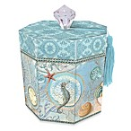 Toilet Tissue Holder in Seascape