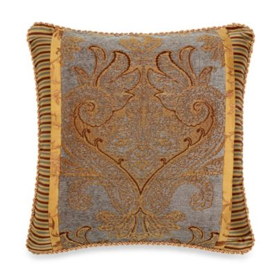 Throw Pillows Matching Curtains : Buy Michael Amini Throw Pillow from Bed Bath & Beyond