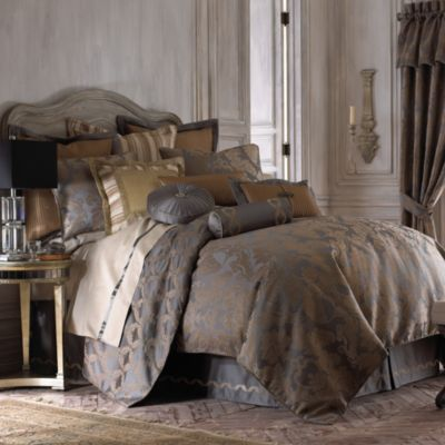 Waterford® Linens Walton King Comforter Set
