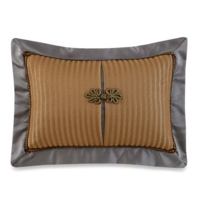 Waterford® Linens Walton Oblong Throw Pillow