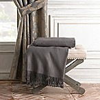 Waterford® Connemara Throw in Graphite