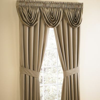 Michael Amini Victoria Swag Window Valance