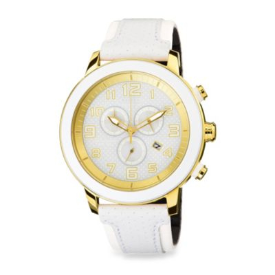 Citizen Ladies Drive from Eco-Drive Chronograph BRT in White