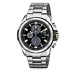 Citizen Men's Drive from Eco-Drive Stainless Steel Chronograph