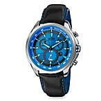 Citizen Men's Drive from Eco-Drive Chronograph in Blue and Black