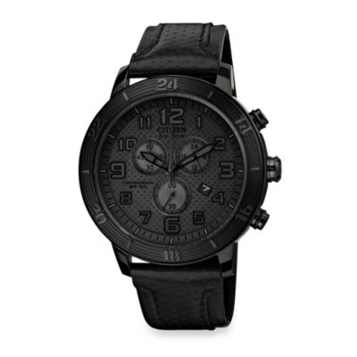 Citizen Men's Drive from Eco-Drive Chronograph BRT in Black