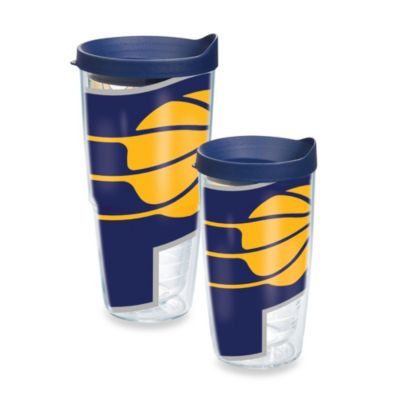 Tervis® Indiana Pacers Colossal Wrap 16-Ounce Tumbler with Lid