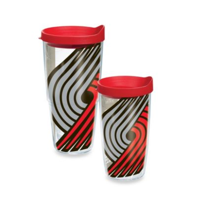 Tervis® Portland Trailblazers Colossal Wrap Tumbler with Lid