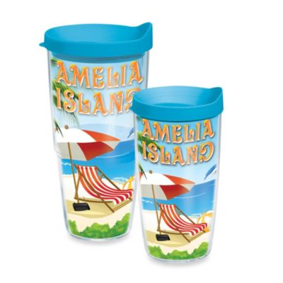 Tervis® Amelia Island Beach Wrap Tumbler with Lid