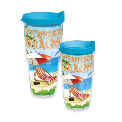 Tervis® Fort Myers Beach Wrap 16-Ounce Tumbler