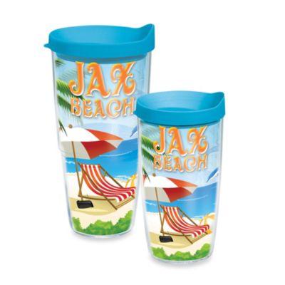 Tervis® Jax Beach 16-Ounce Wrap Tumbler with Lid