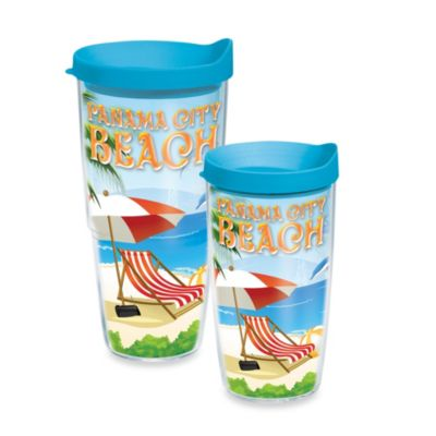 Tervis® Panama City Beach Wrap 16-Ounce Tumbler