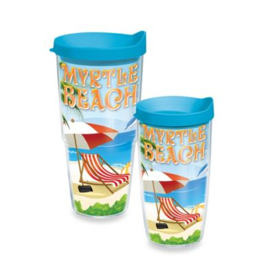 Tervis® Myrtle Beach 16-Ounce Wrap Tumbler with Lid