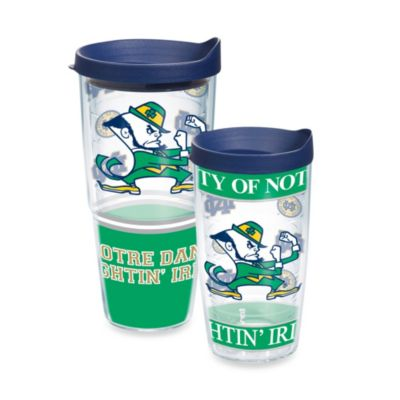 Tervis® University of Notre Dame Wrap Tumbler with Lid
