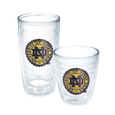 Tervis® Notre Dame Seal Tumbler (Set of 4)