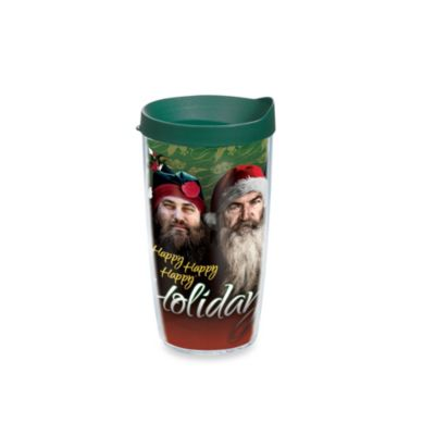 Tervis® Duck Commander 16-Ounce Holiday Wrap Tumbler