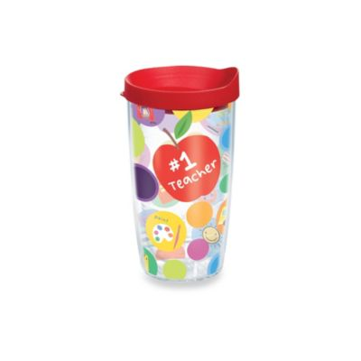 Tervis® Hallmark Teacher 16-Ounce Wrap Tumbler with Lid