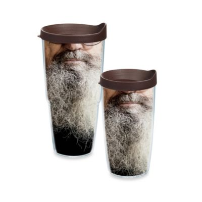 Tervis® Duck Commander® Si Beard 16-Ounce Wrap Tumbler with Lid