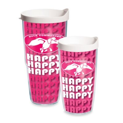 Tervis® Duck Commander® Pink Happy Wrap Tumblers with Lid