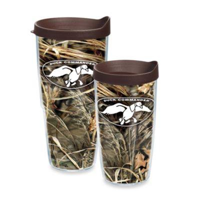 Tervis® Duck Commander® RT Camo Max4 Wrap Tumblers with Lid