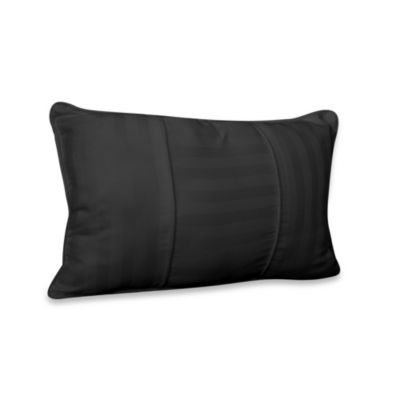 Wamsutta® 500 Damask Breakfast Pillow in Slate