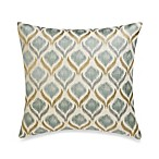 Tommy Bahama® Trellis Square Toss Pillow in Sea Mist