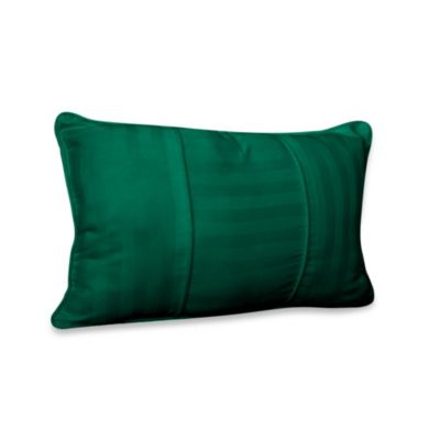 Wamsutta® 500 Damask Breakfast Pillow in River