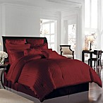 Wamsutta® 500 Damask Comforter Sets in Burgundy