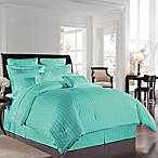 Wamsutta® 500 Damask Comforter Sets in Aqua