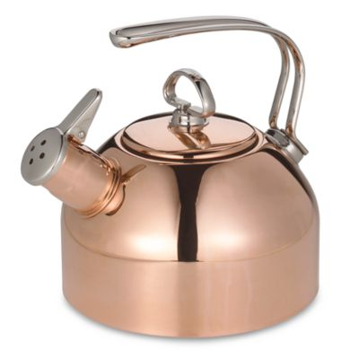 Chantal® 1.8-Quart Copper Tea Kettle