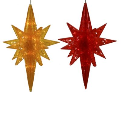 Vickerman 20-Inch LED Bethlehem Star