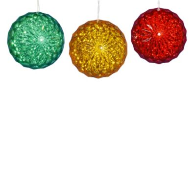Green Outdoor Christmas Decorations