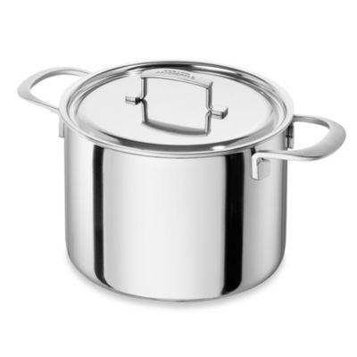 Zwilling® Sensation 8-Quart Stainless Steel Covered Stock Pot