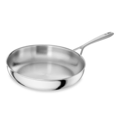 ZWILLING® Sensation 11-Inch Stainless Steel Open Fry Pan