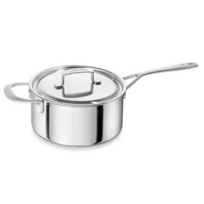 ZWILLING® Sensation 4-Quart Stainless Steel Covered Saucepan