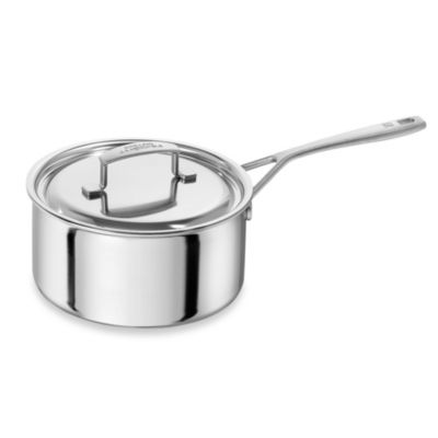 Zwilling® Sensation 3-Quart Stainless Steel Covered Saucepan