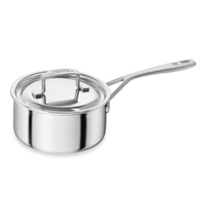 Zwilling® Sensation 1.5-Quart Stainless Steel Covered Saucepan