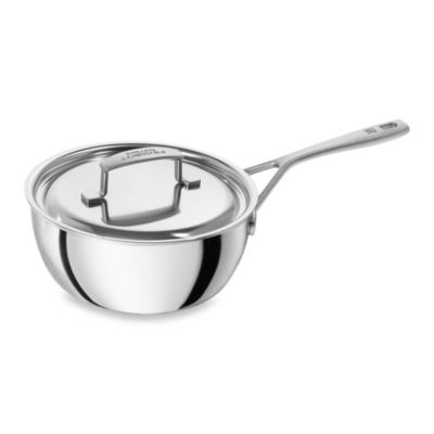 Zwilling® Sensation 2-Quart Stainless Steel Covered Sauté Pan