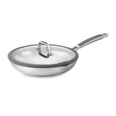 Buy Simply Calphalon 174 Nonstick 10 Inch Covered Omelet Pan