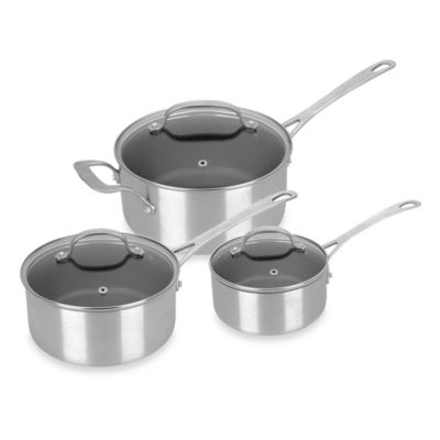 Kevin Dundon Covered Saucepans